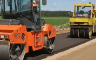 Road construction and asphalt production